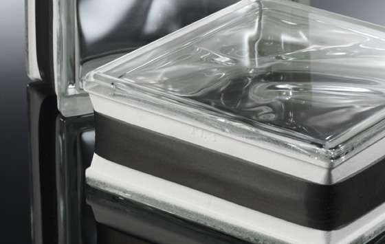 Seves glassblock plus hight tech options for Glass block options