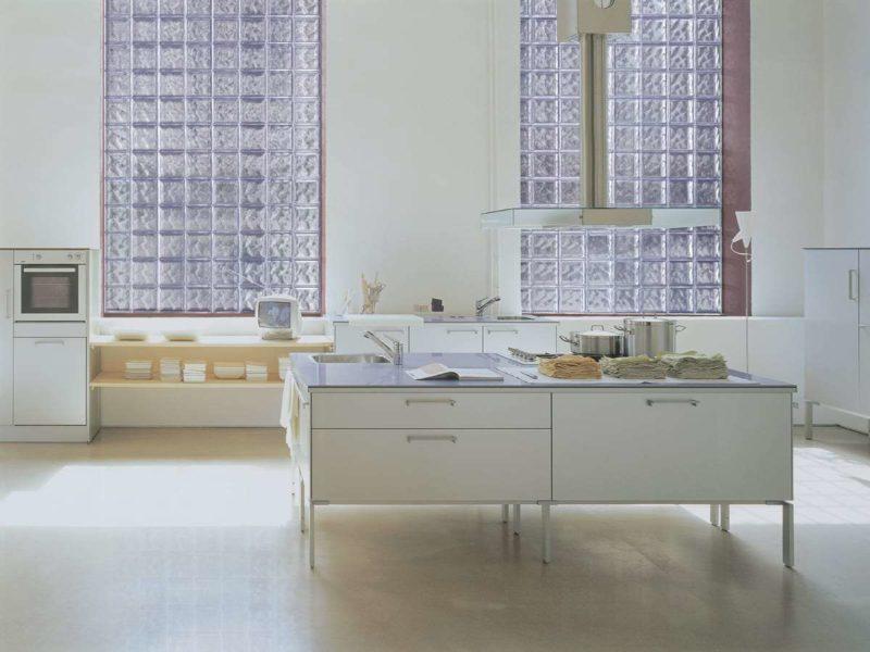 Il vetrocemento per l interior design seves glassblock
