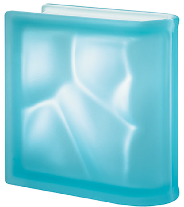 PEGASUS Aquamarine Linear Terminal Wavy Sahara two sides finished