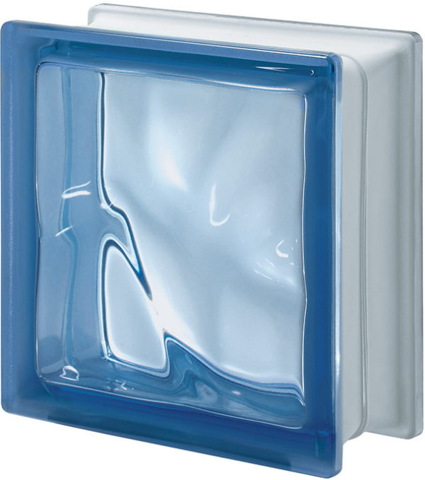 PEGASUS Blue Q19 Wavy Transparent