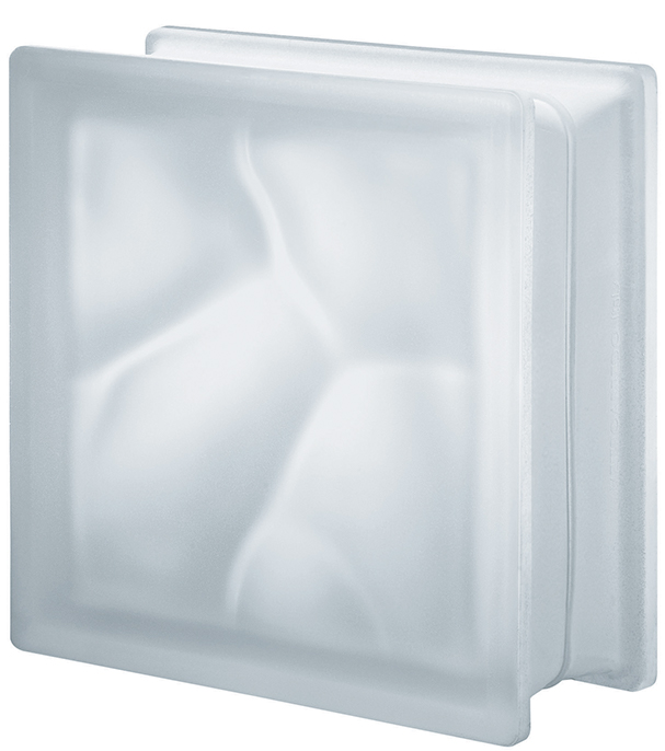 PEGASUS Clear Q19 Wavy two sides Satin finished