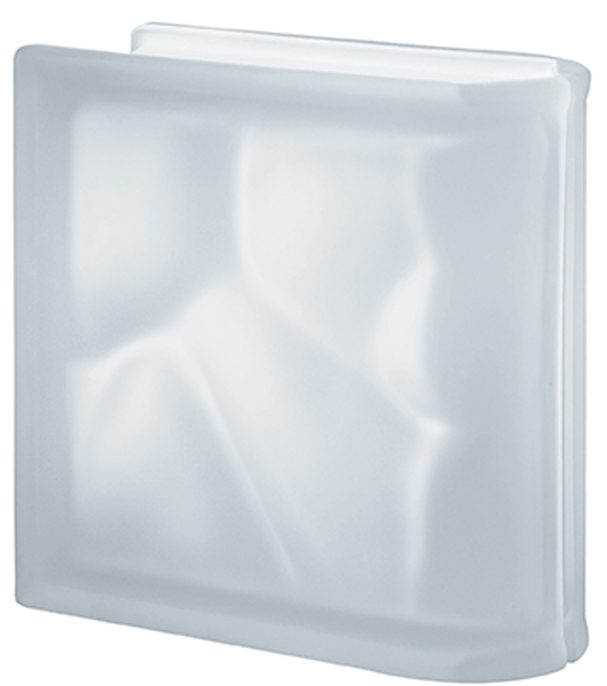 PEGASUS Clear Linear Terminal Wavy two sides Satin finished