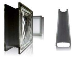 Briques de verre exclusives
