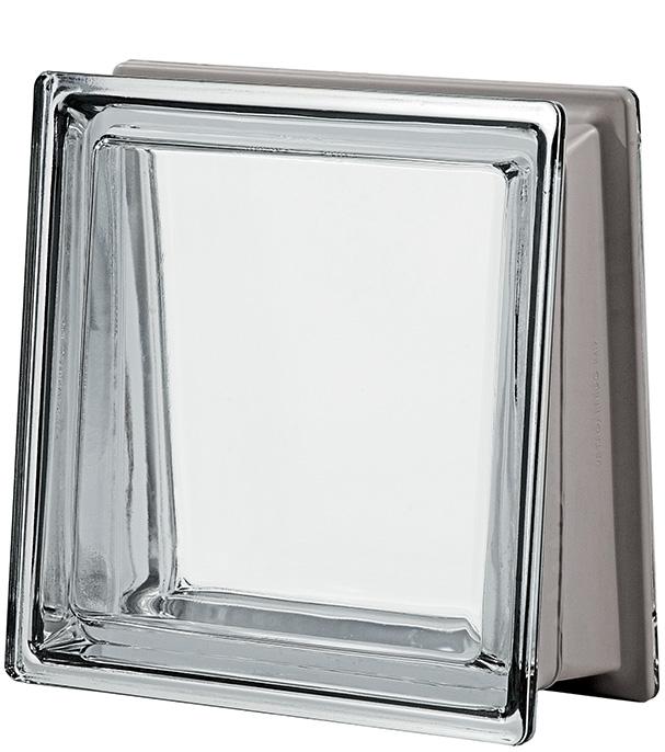 TRAPEZOIDAL Clear Trapezoidal Smooth Metallised