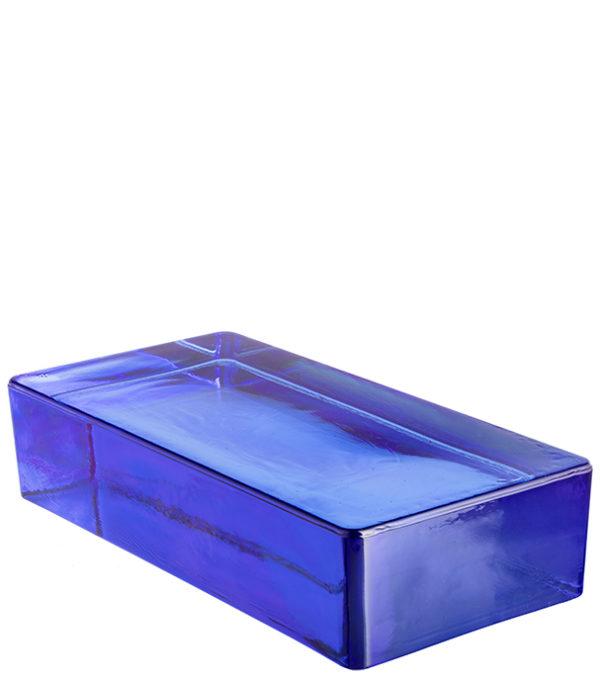 VETROPIENO Azul Rettangolare