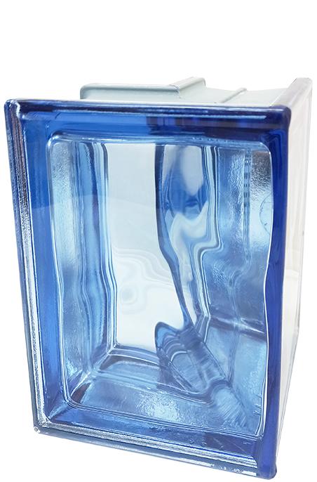 PEGASUS Azul Angular Ondulado Transparente