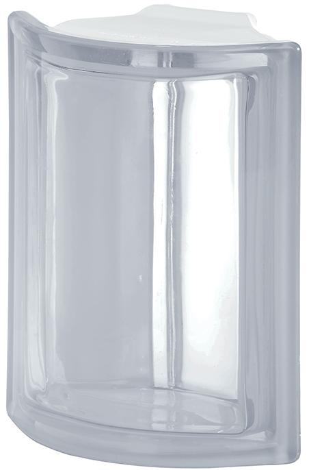 PEGASUS Neutro Angolare Liscio Trasparente
