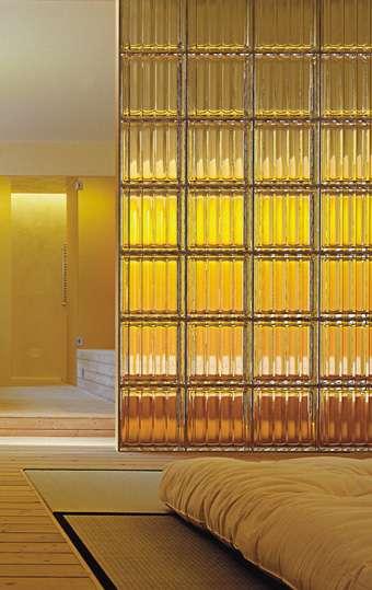 Seves Glassblock   Partition walls